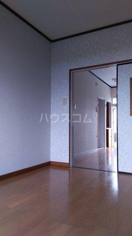 シャトー伊澤 202号室のベッドルーム