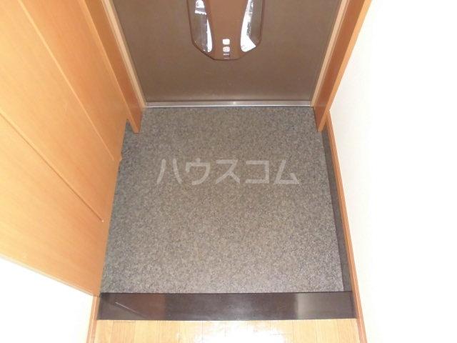 プルミエ 102号室の玄関