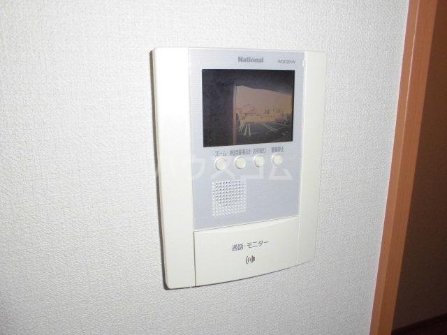 プルミエ 102号室のセキュリティ
