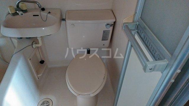 アヴニールくげぬま 301号室のトイレ