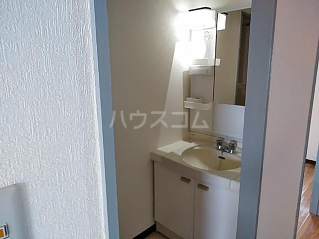 スカイコート 302号室の洗面所
