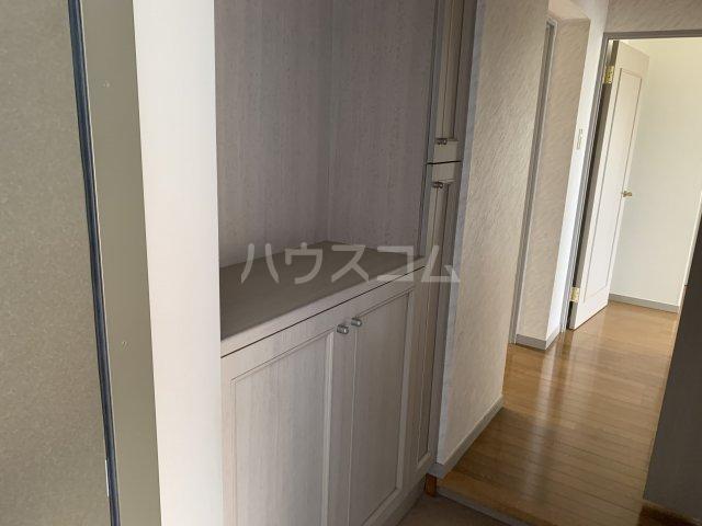 オーパス湘南 304号室の収納