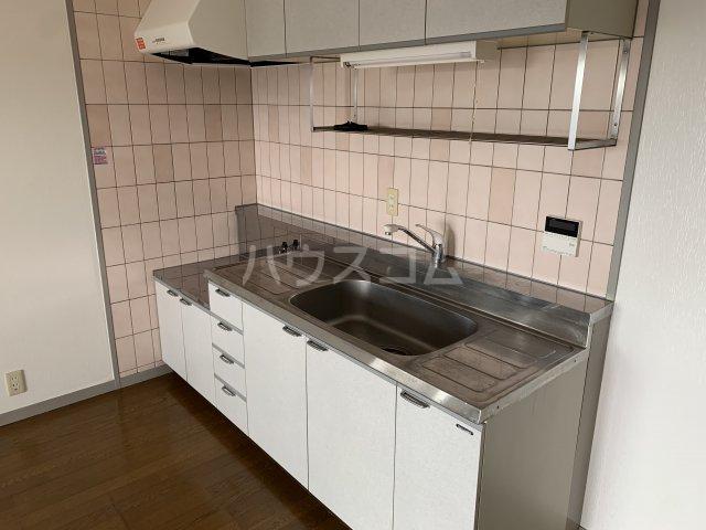 オーパス湘南 304号室のキッチン