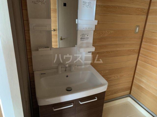 オーパス湘南 304号室の洗面所