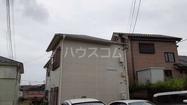 富士見台ハイツ外観写真
