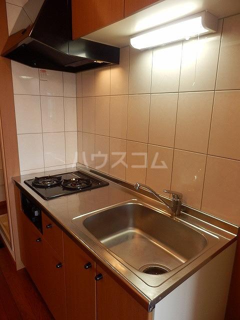 レジデンスSAKURA 103号室のキッチン