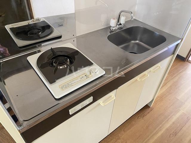 カナレハイツ 208号室のキッチン
