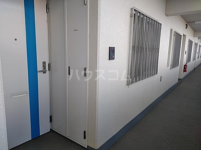 スカイコート 501号室の玄関