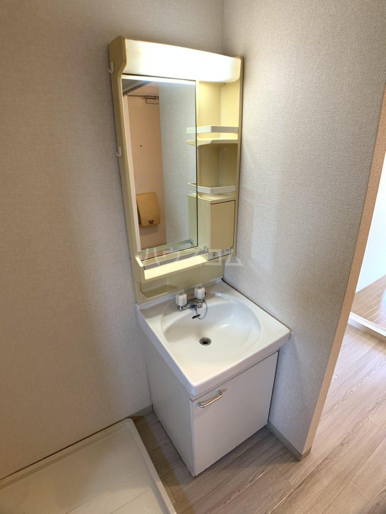 パールハイツ山口48 203号室の洗面所
