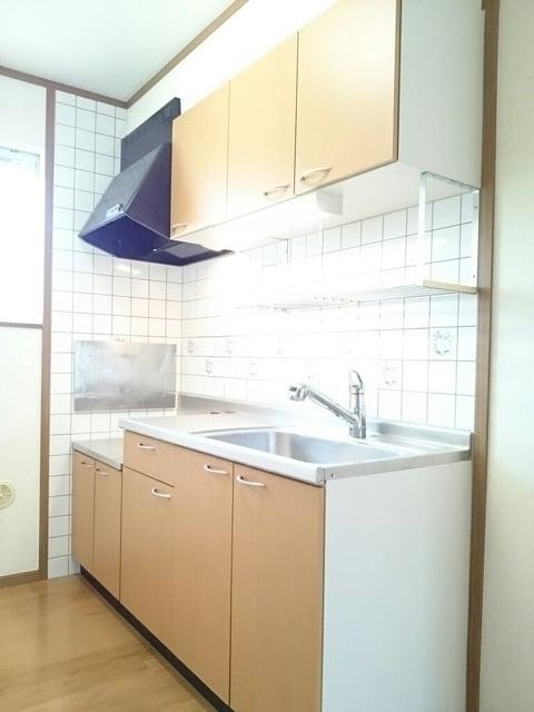 アルコバレーノ 02030号室のキッチン