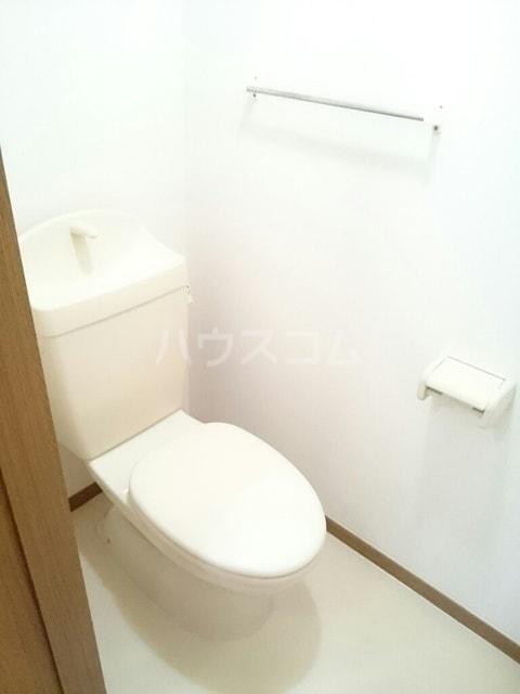 アルコバレーノ 02030号室のトイレ