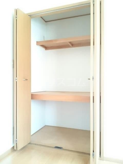 アルコバレーノ 02030号室の収納