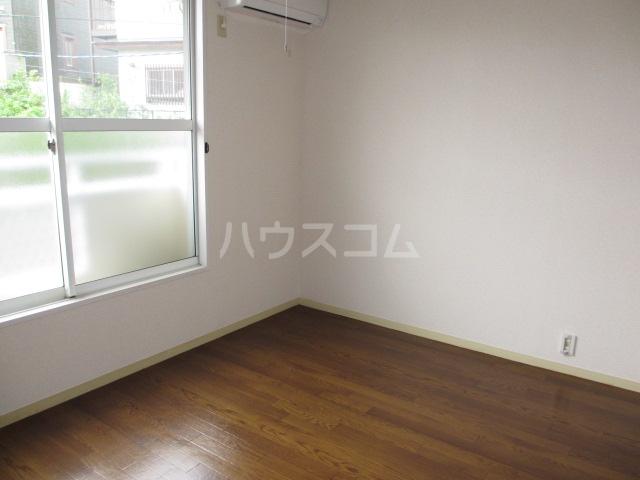 KTハイツ 201号室のトイレ
