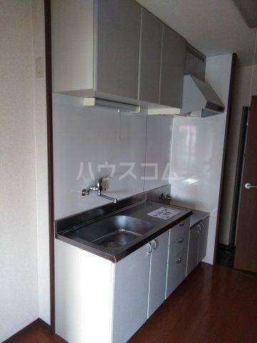 アネシス・K 205号室のキッチン