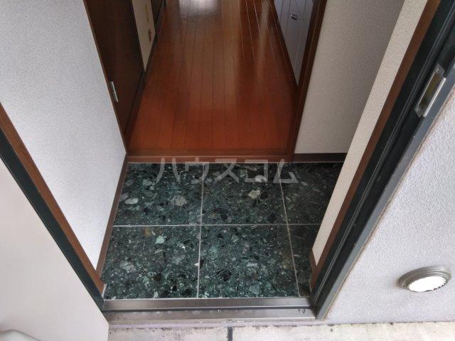 アネシス・K 205号室の玄関