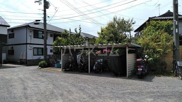 シュトラーセ藤沢B 101号室のベッドルーム