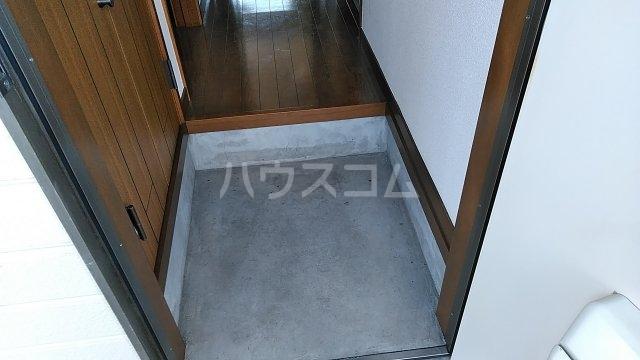 シュトラーセ藤沢B 101号室の玄関