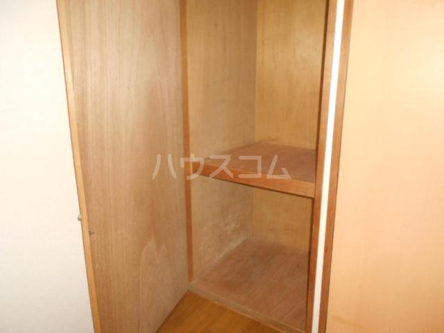 アーバン21 107号室の収納