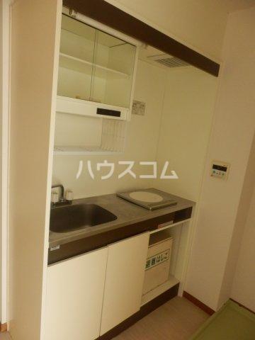 宮川ビル 301号室のキッチン