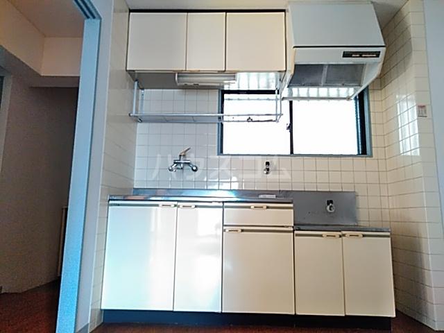 JCマンション 105号室のキッチン