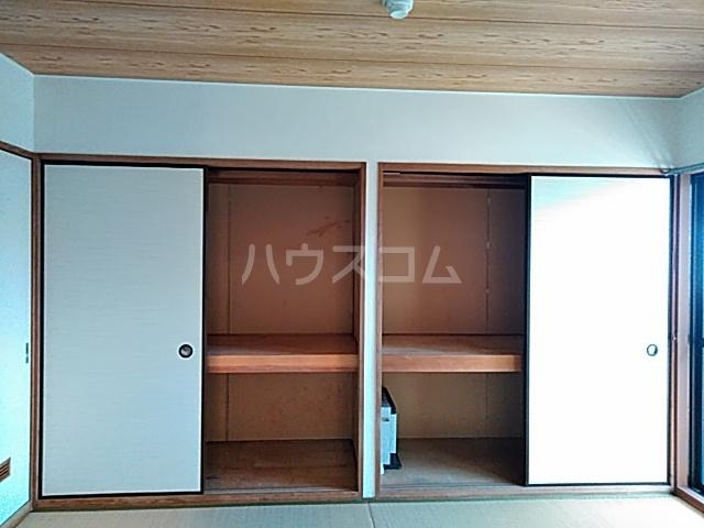 JCマンション 105号室の収納