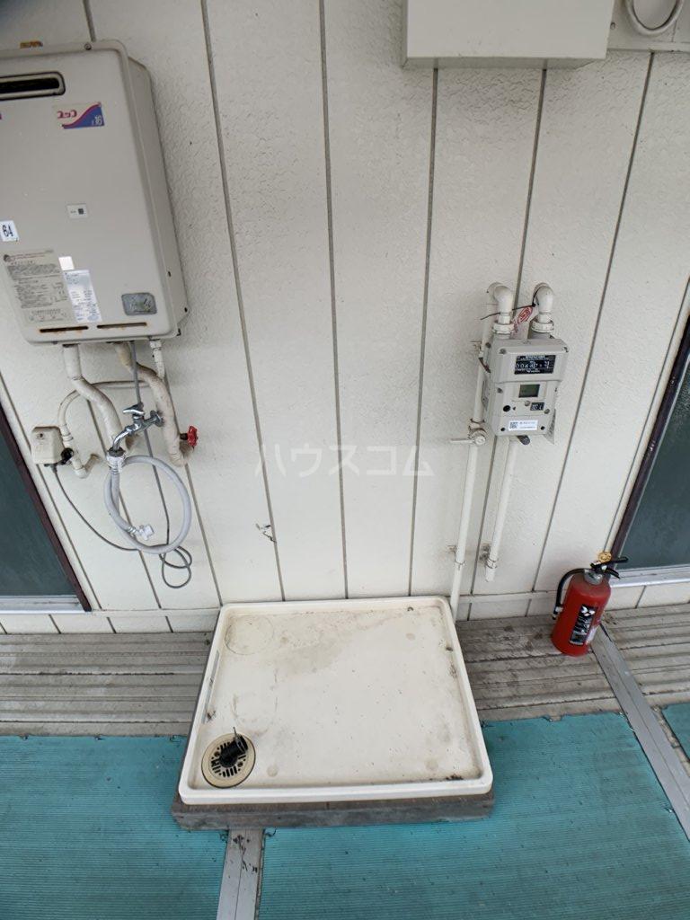 コーポ福伸 64号室の設備