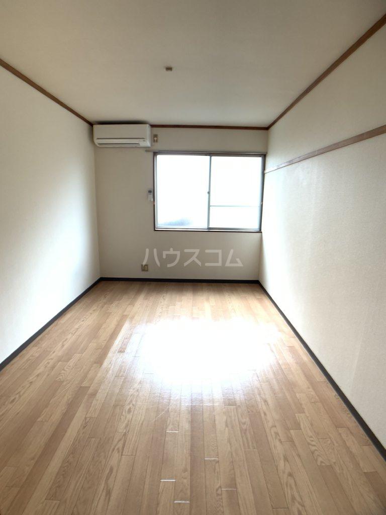 コーポ福伸 64号室のベッドルーム