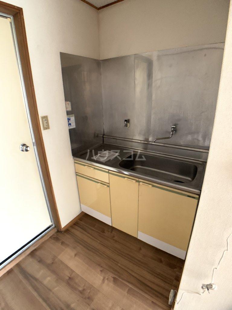 コーポ福伸 61号室のキッチン