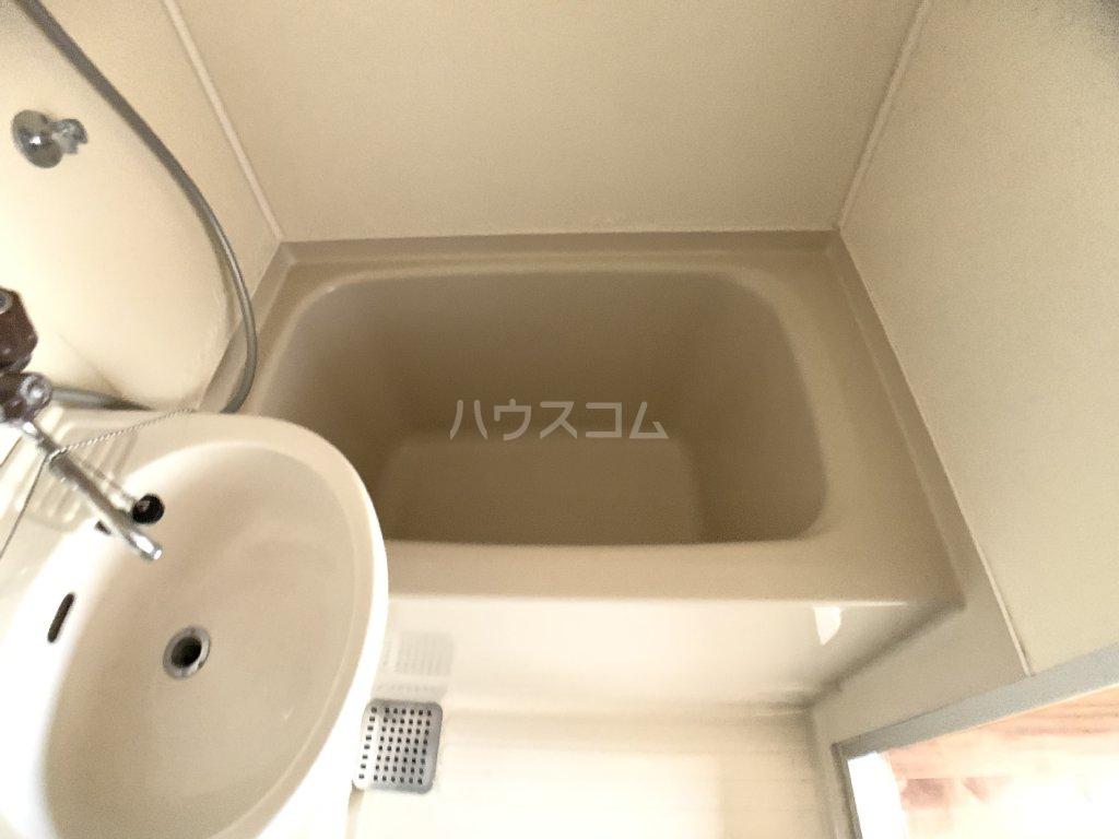 コーポ福伸 61号室の風呂