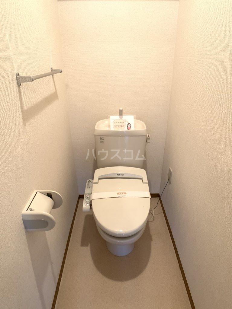 クレセントⅢ 101号室のトイレ