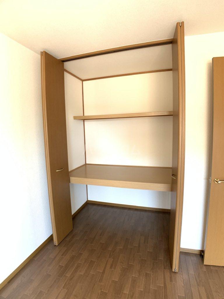 クレセントⅢ 101号室の収納