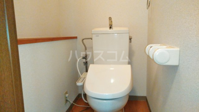 プリマベーラ 102号室のトイレ