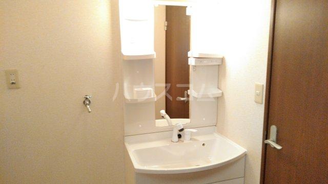 プリマベーラ 102号室の洗面所