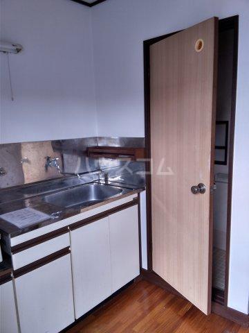 シャンテ三紀 206号室の洗面所