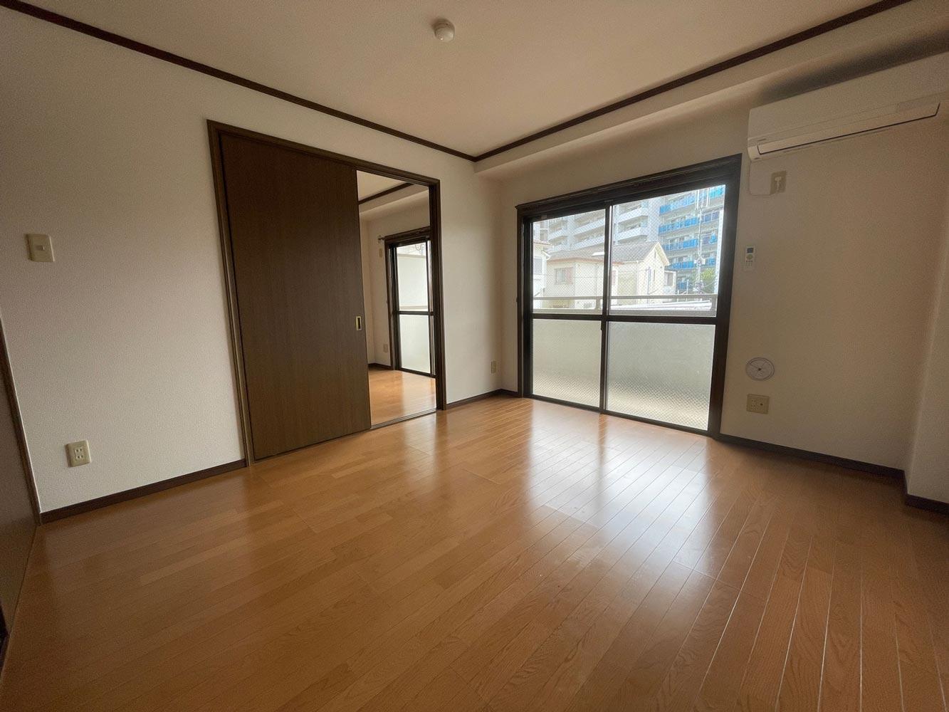 ヒルズ湘南 202号室のキッチン