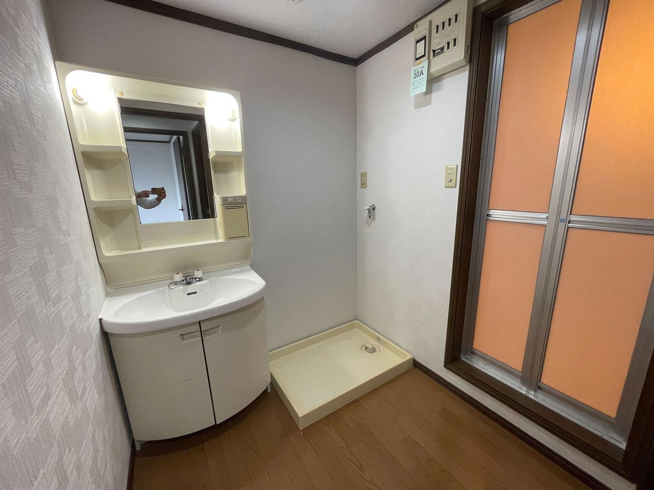 ヒルズ湘南 202号室のリビング