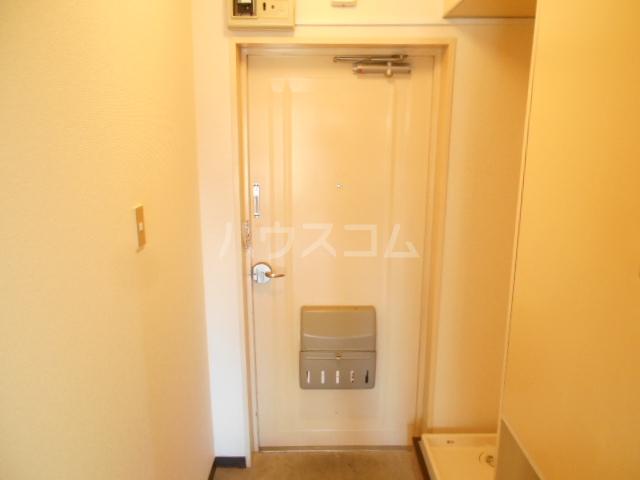 厚木ユースハイム 522号室の玄関
