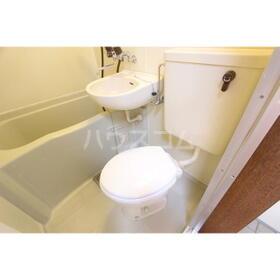 スペース桜ヶ丘 105号室の風呂