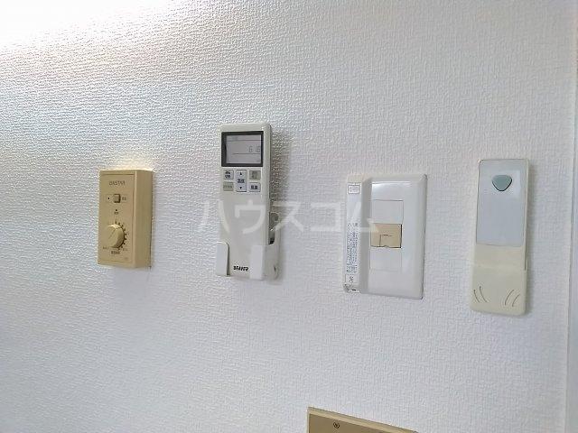 ハイムプリマヴェーラ 102号室の設備