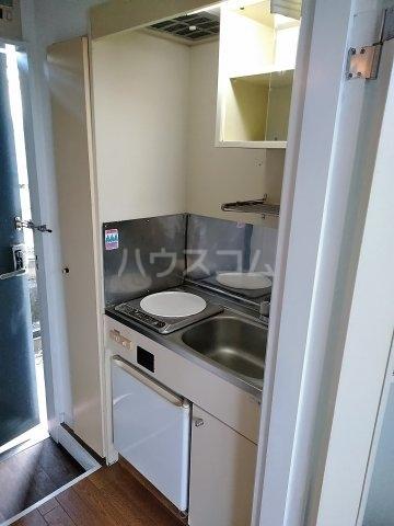 ハイムプリマヴェーラ 102号室のキッチン