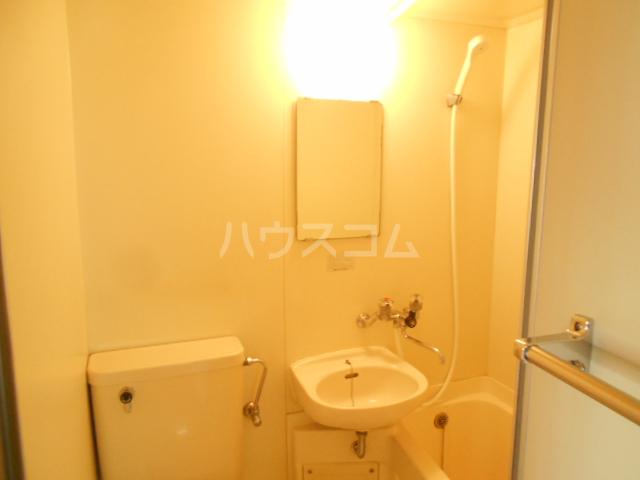 厚木ユースハイム 516号室の洗面所