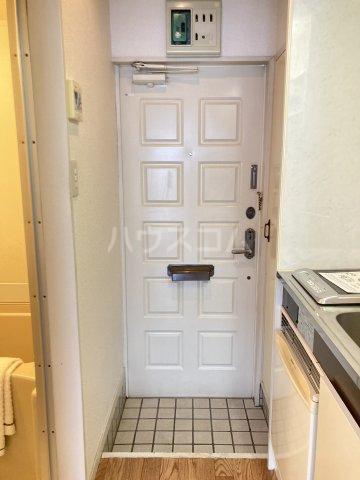 アネックス南流山3期 203号室の玄関