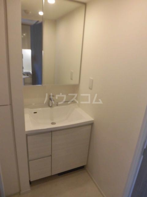 パークシティ柏の葉キャンパスザ・ゲートタワーウエスト 1205号室の洗面所