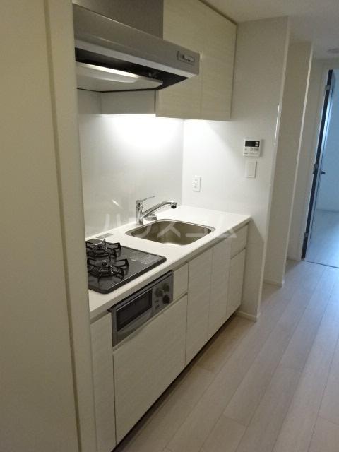 パークシティ柏の葉キャンパスザ・ゲートタワーウエスト 1311号室のキッチン
