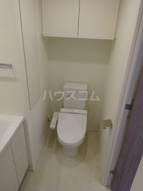 パークシティ柏の葉キャンパスザ・ゲートタワーウエスト 1311号室のトイレ