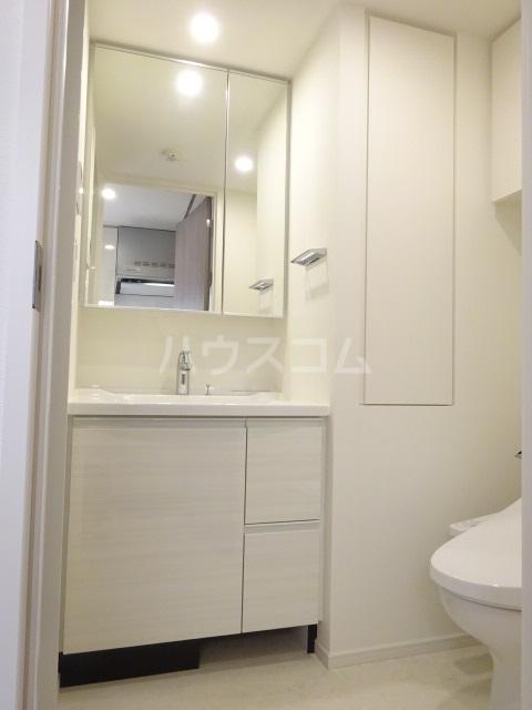 パークシティ柏の葉キャンパスザ・ゲートタワーウエスト 1311号室の洗面所