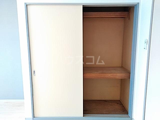 第二袖ヶ浜ハイツ 205号室の収納