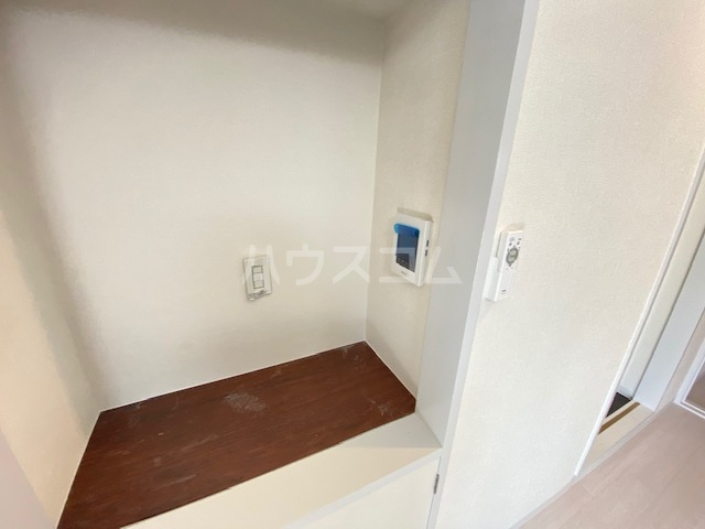 セピアレジデンスⅡ 302号室のバルコニー