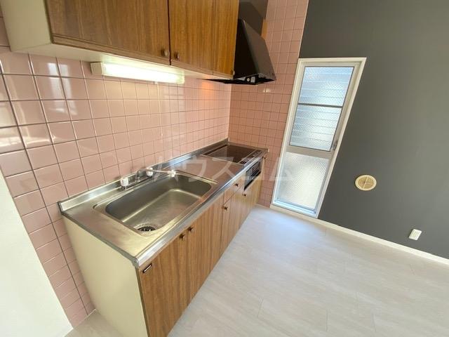 セピアレジデンスⅡ 403号室のキッチン