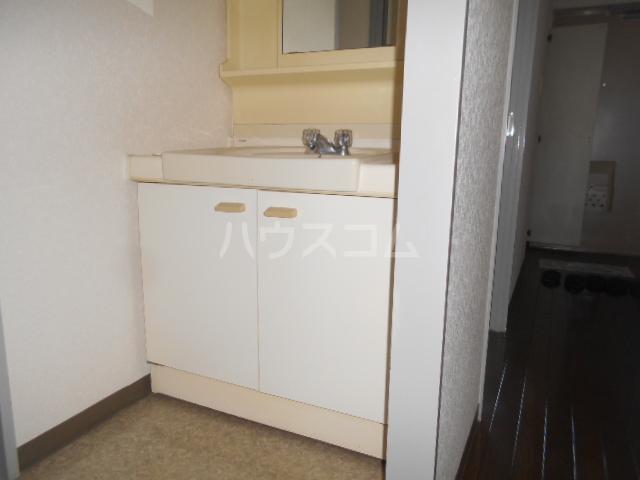 スカイコート 403号室の洗面所